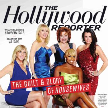 Ramona Singer Hollywood Reporter