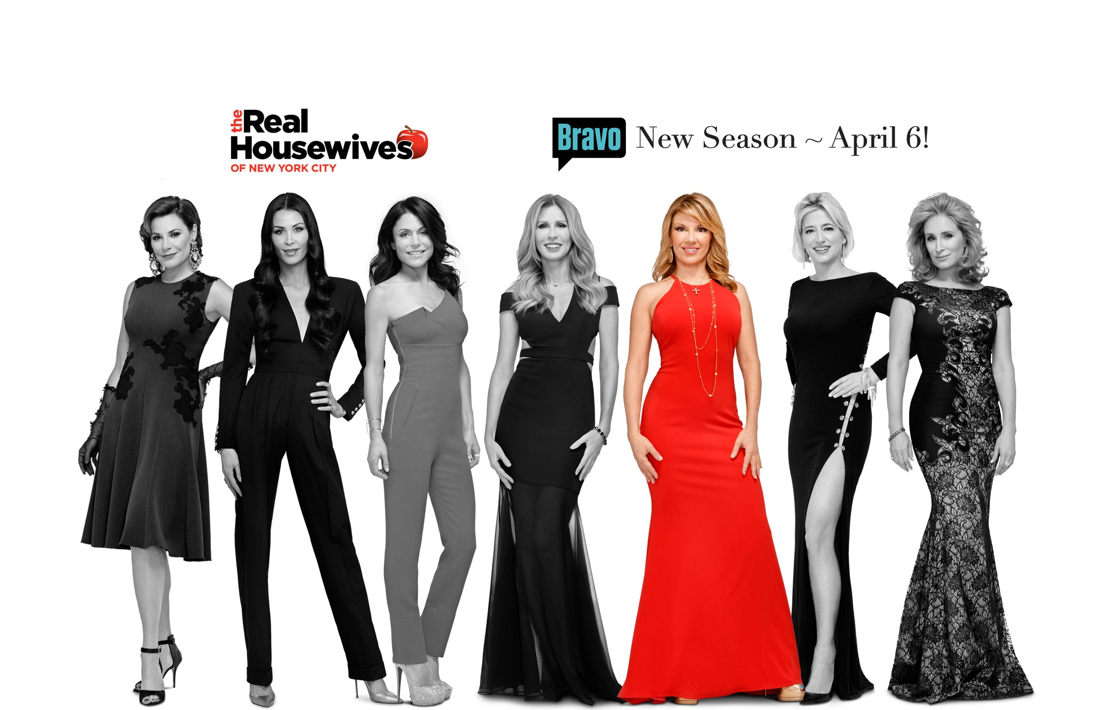 Real Housewives of New York air April 6th