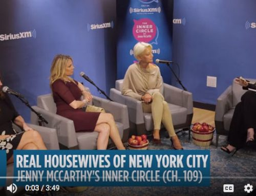 Ramona Singer: Jill Zarin played with Kelly Bensimon's head on Scary Island // SiriusXM // Stars