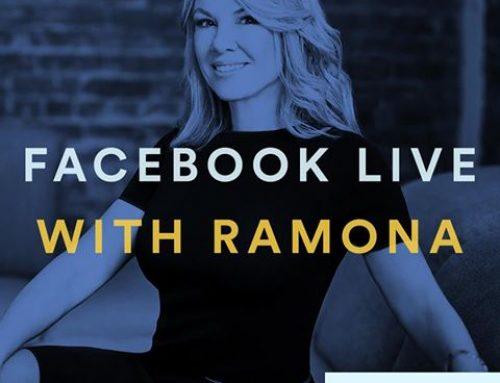 Video Replay: Ramona Singer Facebook Live from Bravo